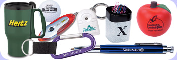 imprinted promotional product